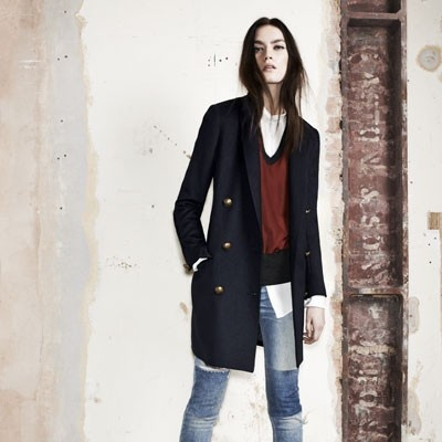 AllSaints Autumn 2013 Preview  #Glamour #Autumn #Fashion #2013  http://www.mua.co.za/