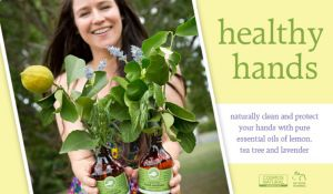 Healthy Hands Naturally