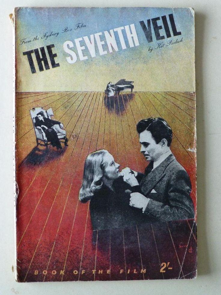The Seventh Veil (James Mason) by Kit Porlock 1946 Book Of The Film Series  http://r.ebay.com/UtTKAw
