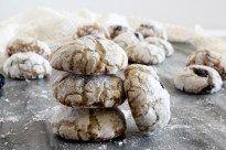 Soft Blueberry Amaretti Cookies - Marisa's Italian Kitchen