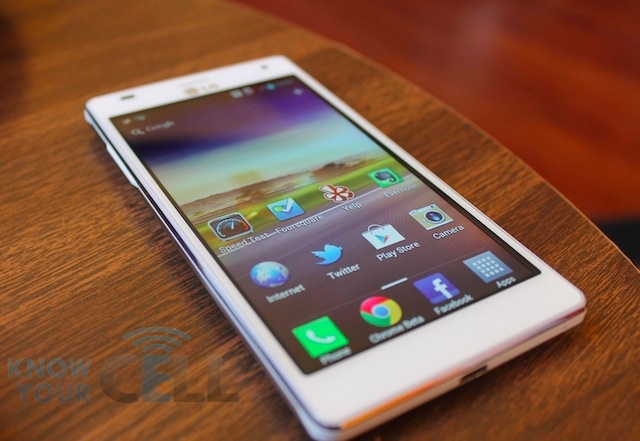 We review the LG Optimus 4X HD. It's the best phone ever