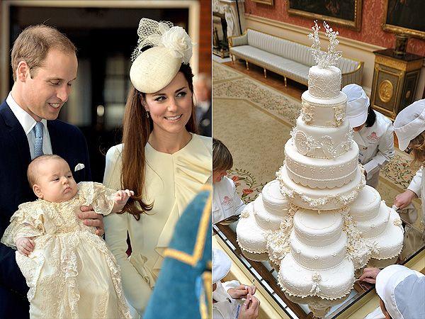 Prince George's Christening Dessert: Fruitcake http://greatideas.people.com/2013/10/23/prince-george-christening-dessert-fruitcake/