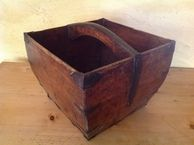 Antique Chinese Rice Carrier
