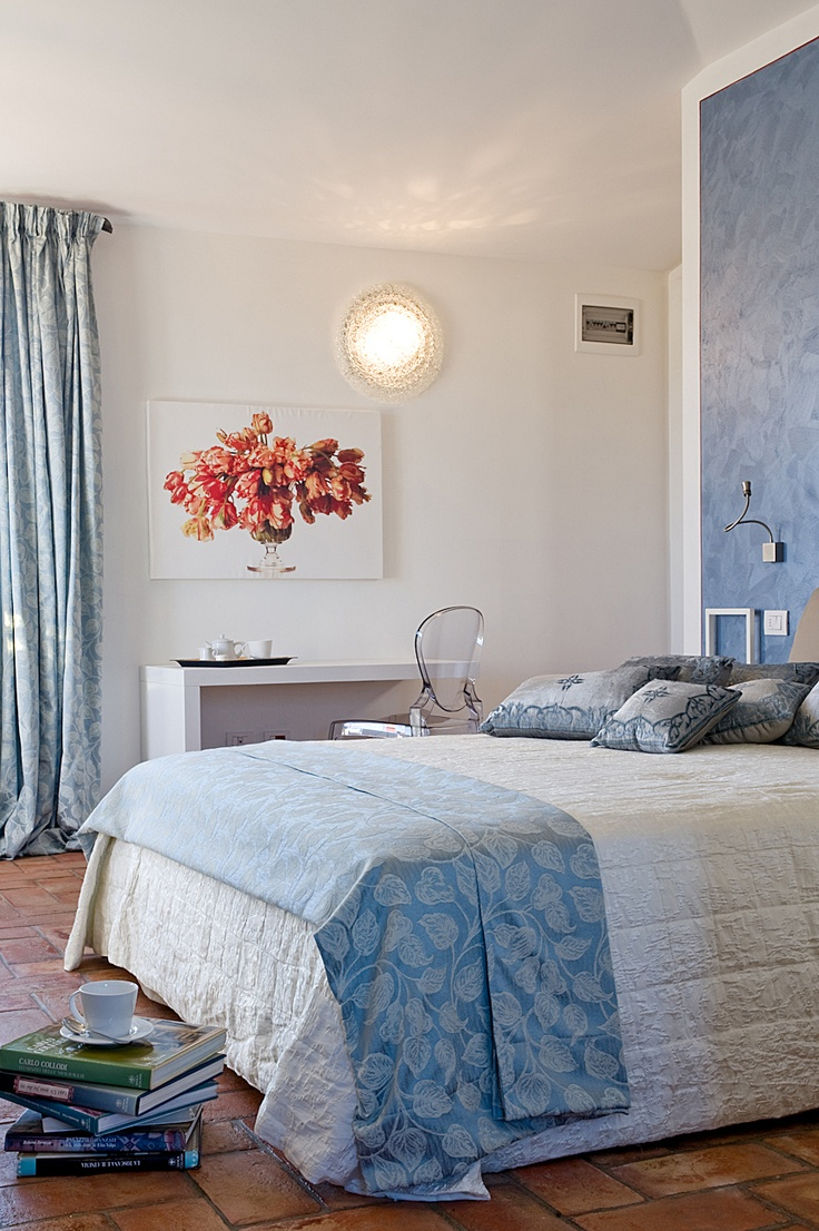Terre Rosse San Gimignano Hotel Deluxe Rooms: sooo relaxing
