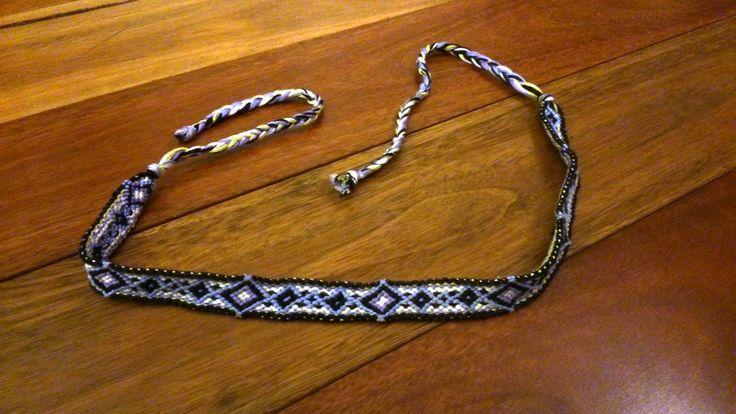 Diy: Hippy Macrame Headband