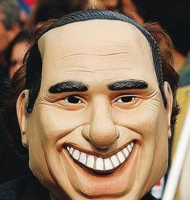 Carnevale Rio 2011: la maschera di Silvio Berlusconi | Haisentito