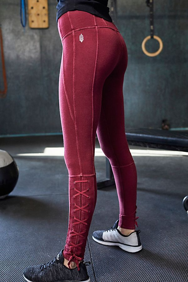 f511d888251ad0 Pixi Lace Up Legging   Activewear/Athleisure_Design   Pinterest ...