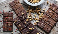 веганский шоколад рецепт
