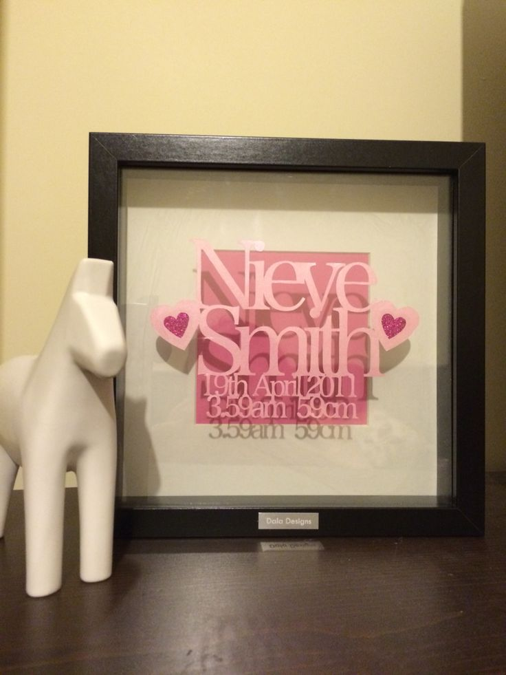 Keepsake Papercut by Ashley at Dala Designs.