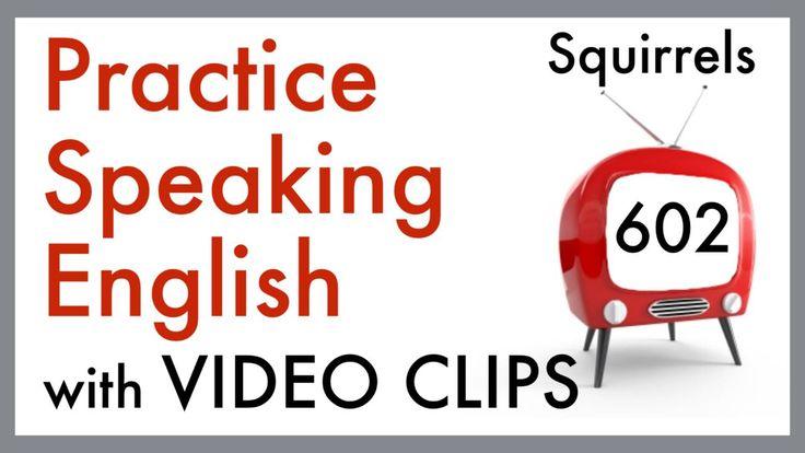 Practice Speaking English