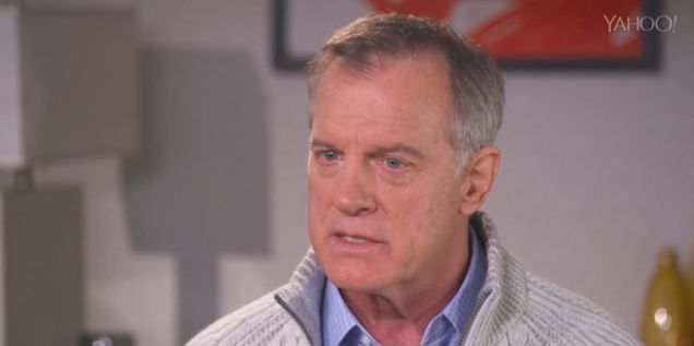 """In addition to confessing in People that he has had """"inappropriate sexual conduct"""" with three underage girls in the past, Stephen Collins explained himself to Katie Couric in a 20/20 episode that will air Friday. """"I'm a flawed person,"""" he says in the interview, before invoking Jesus."""