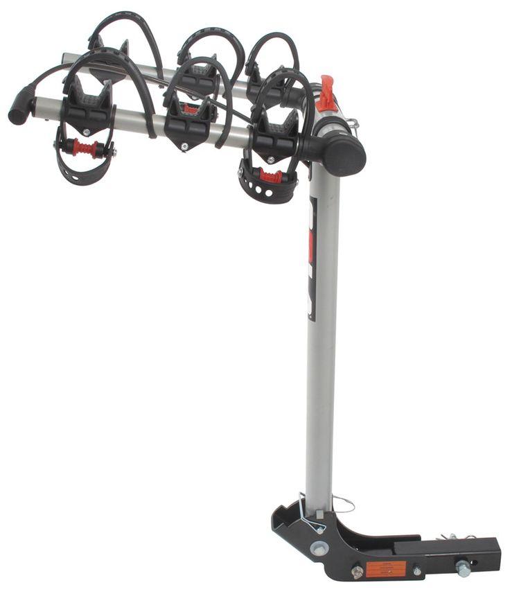 "Rola TX-103 3-Bike Rack for 1-1/4"" and 2"" Hitches - Tilting Rola Hitch Bike Racks 59403"