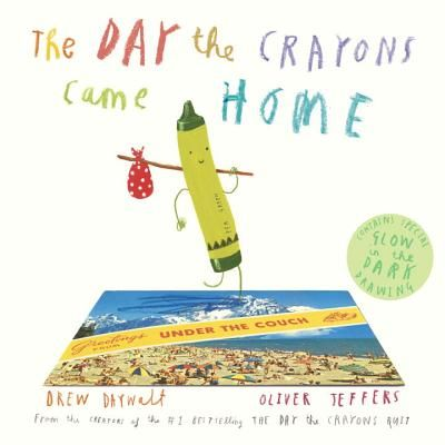 The crayons are BACK! This brilliant sequel from Drew Daywalt and Oliver Jeffers is HYSTERICAL! When crayons disappear, what have they been up to?