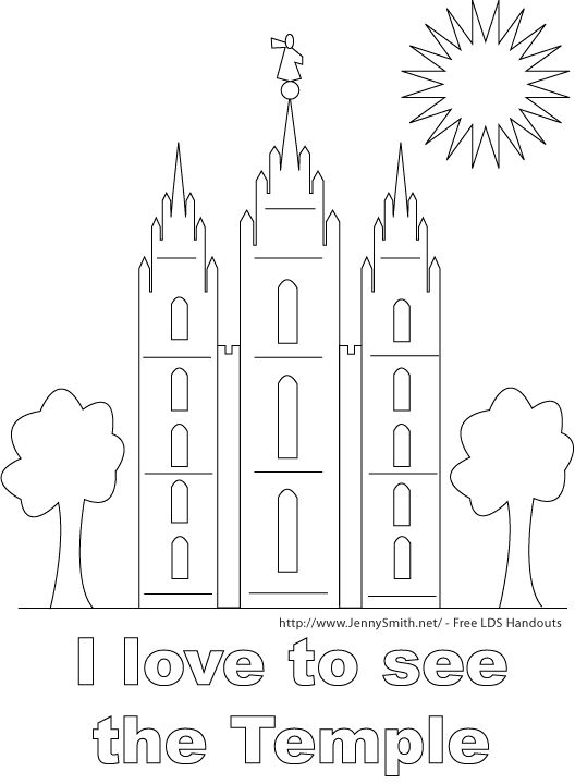 214 best images about LDS Children's coloring pages on ...