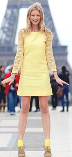 Paris Spring Fashion