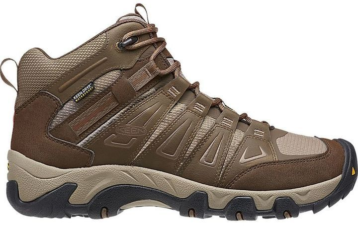 Zapato KEEN Montford para hombres, Dark Earth, 12 M US