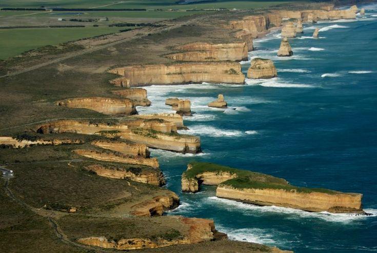 Great Ocean Road - Nagy Óceánparti út Victoria, Ausztrália