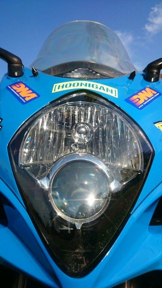 My 2008 GSXR 1000