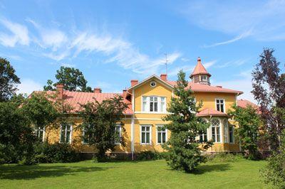 Kilo manor (Espoo, Finland)