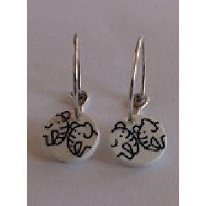 Earrings, Elephants