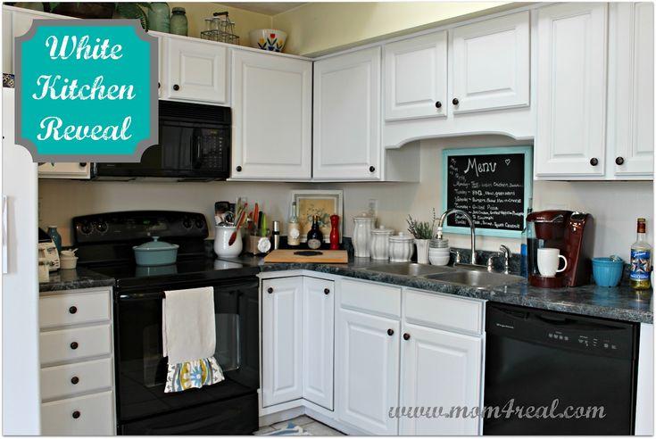 Best 25 Kitchen Black Appliances Ideas On Pinterest