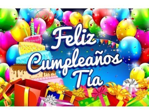 Image result for feliz cumpleaños tia images