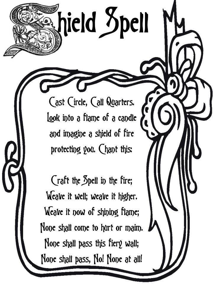 Pin by Katy Hall on Spells, Potions, Chants and Prayers