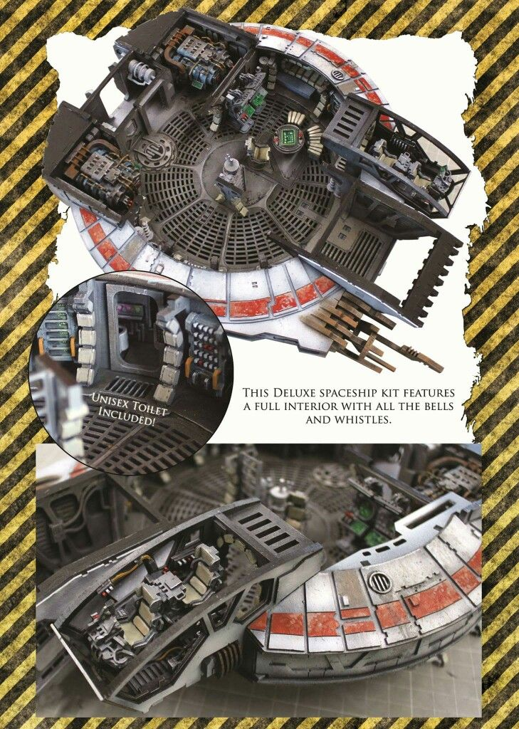 Space Engine Room: 254 Best Deckplans - Starship Images On Pinterest