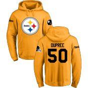 Men's Pittsburgh Steelers Design Your Own Hoodie - NFLShop.com
