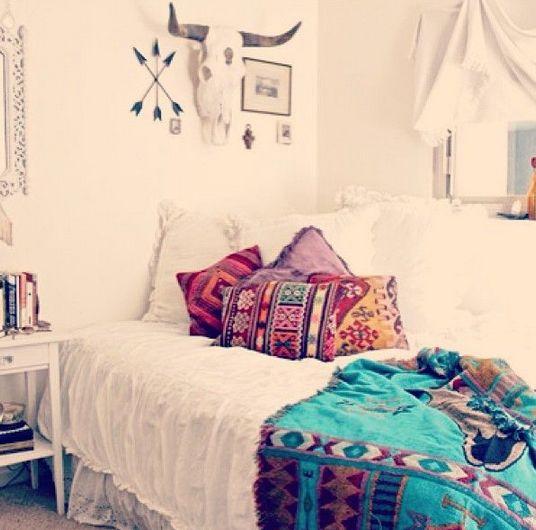 southwest hippie rocker bedroom