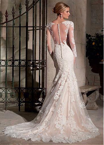 Gorgeous Discount Wedding Dresses Hermosos vestidos de novia con descuento y a los mejores precios en: http://vestidodenoviayfiesta.com/