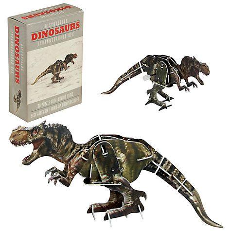 Make Your Own Wind Up T-Rex http://bit.ly/1SfWv2b