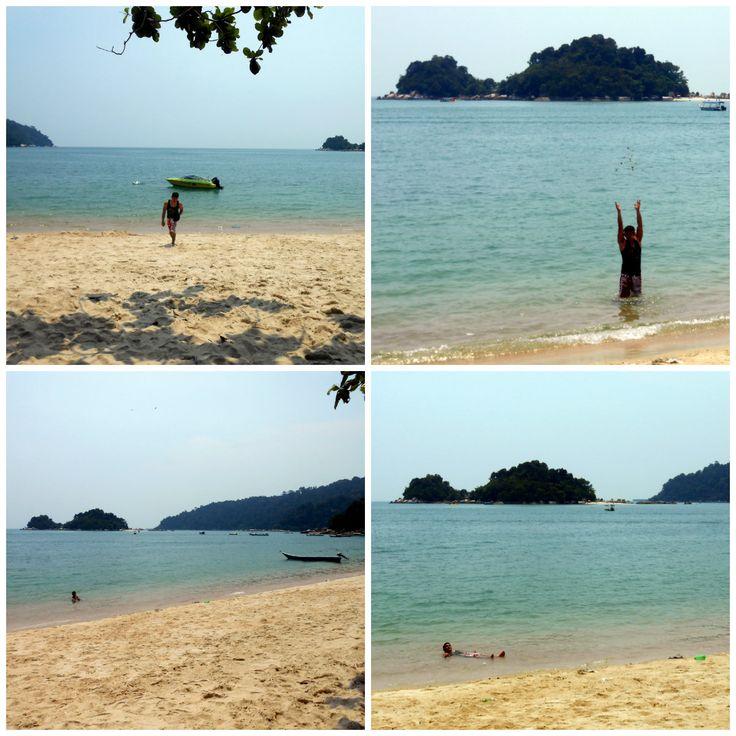 Pangkor Beach, Malaysia