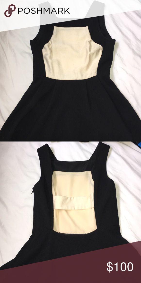 Finders keepers dress Finders Keepers black and beige dress Finders Keepers Dresses