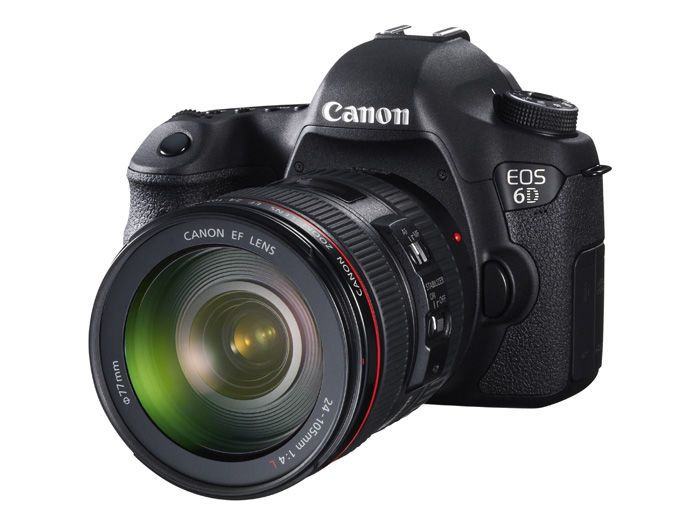 BRAND NEW RARE FIND #DEAL Canon EOS 6D 20.2 MP Digital SLR Camera - Black (with EF L IS USM 24-105mm Lens) #Canon