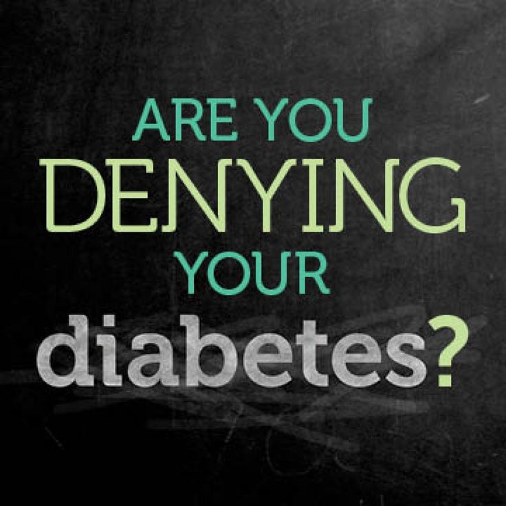 Learning How to Accept Your Diabetes