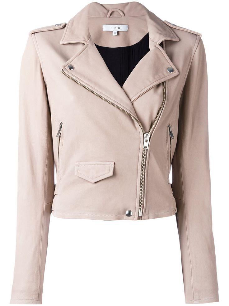 ¡Cómpralo ya!. Iro - Zip Up Jacket - Women - Lamb Skin/Rayon - 42. Pink lambskin zip up jacket from Iro. Size: 42. Color: Nude/neutrals. Gender: Female. Material: Lamb Skin/Rayon. , chaquetadecuero, polipiel, biker, ante, antelina, chupa, decuero, leather, suede, suedette, fauxleather, chaquetadecuero, lederjacke, chaquetadecuero, vesteencuir, giaccaincuio, piel. Chaqueta de cuero  de mujer color beige de Iro.