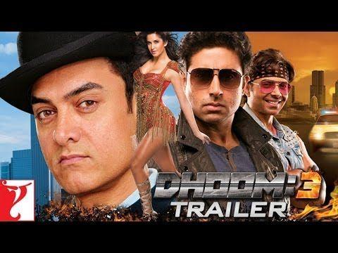 DHOOM:3 - Trailer - Aamir Khan | Abhishek Bachchan | Katrina Kaif | Uday...