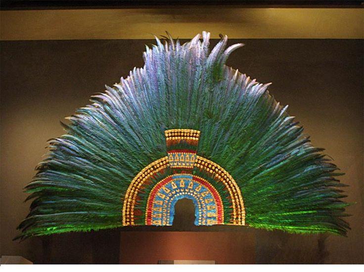 Penacho de Moctezuma/Moctezuma's headress