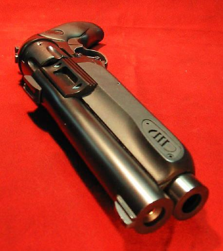 Luigi-Franchi Safari-13 With a .454 casull revolver over a single shot .30-06... WOW REALLY??!!!!... I MUST HAVE 1!!!!!***