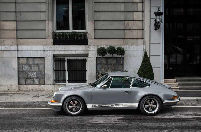 Shades Of Gray Porsche By Singer Vehicle Design Porsche Singer Vehicle Design Singer Porsche