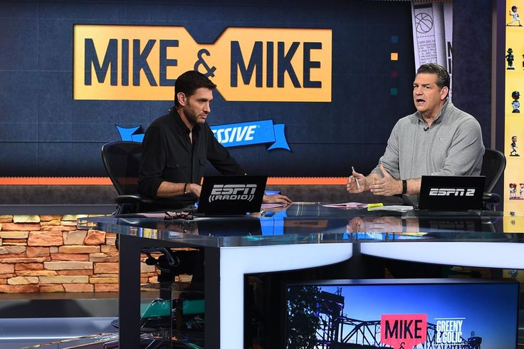 Say goodbye to Mike Greenberg and hello to Trey Wingo.