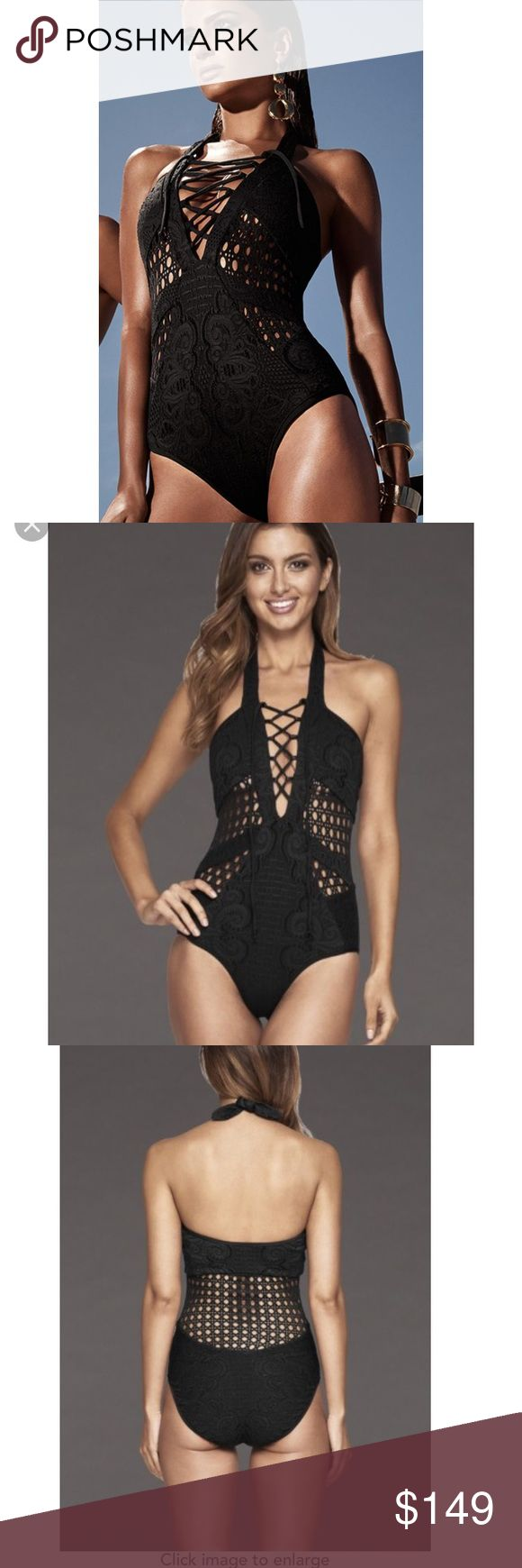 "Jets By Jessika Allen Plunge 1pc NWT So amazing!! I wish it fit me! Australian size 14 which is a US 10. True to swimwear size, but see size chart. Tags & liner. The quality of this suit is impeccable!  🚫🚫🚫PayPal or Trades. Reasonable offers will be considered- lowball offers will be ignored! Please use the ""offer"" button- I don't negotiate in the comments! Bundles are automatically discounted through Posh! Jets by Jessika Allen Swim One Pieces"