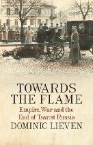Towards the Flame: Empire, War and the End of Tsarist Russia - The Russian decision to mobilize in July 1914 may have been the single most catastrophic choice of the modern era. Some articulate, thoughtful figures around the Tsar understood Russia's fragility, and yet they were shouted down by those who were convinced that, despite Germany's patent military superiority, Russian greatness required decisive action. Russia's rulers thought they were acting to secure their future, but in fact