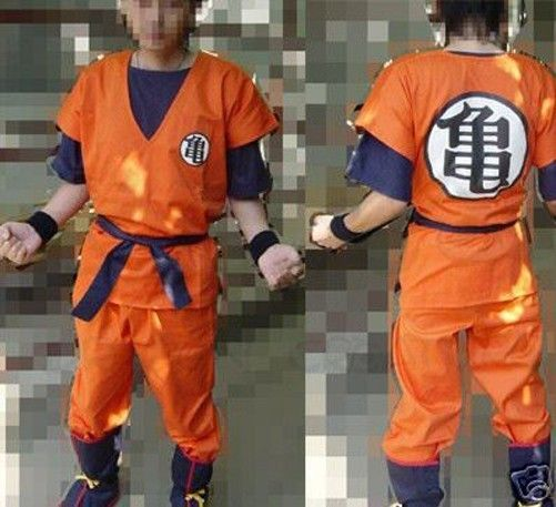 dragon ball z party ideas pinterest | Dragon Ball Z Cosplay GoKu cosplay costume(China (Mainland))