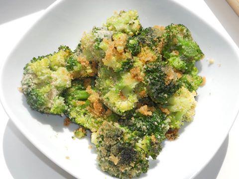 Broccoli Gratinati.....Per la ricetta consultate il mio sito oppure scrivetemi nei commenti!
