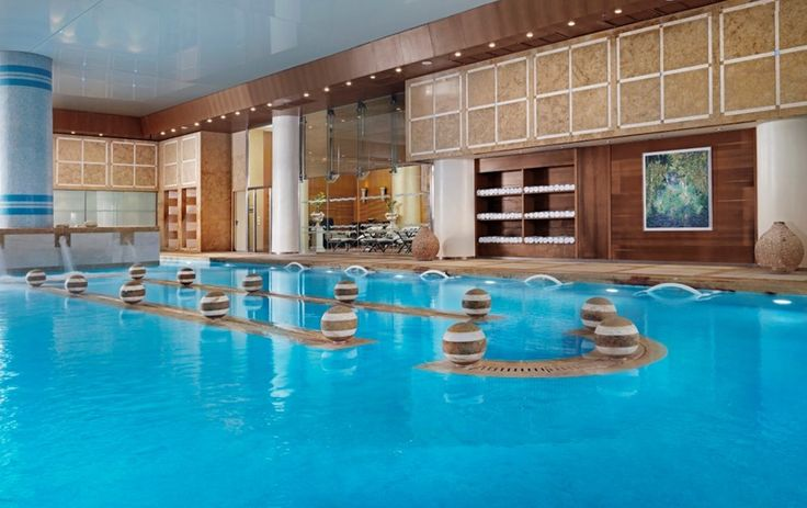 Relax and enjoy the soothing benefits of the ocean water at our award winning Thalassotherapy Center at Divani Apollon Palace & Thalasso! #spa #wellness #retreat  http://divaniapollonhotel.com/