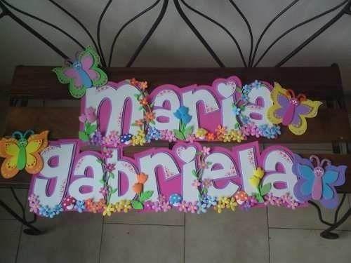 nombre goma eva angelito - Google keresés
