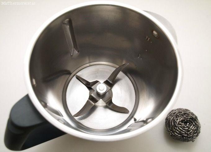 Cómo limpiar la Thermomix - MisThermorecetas.com