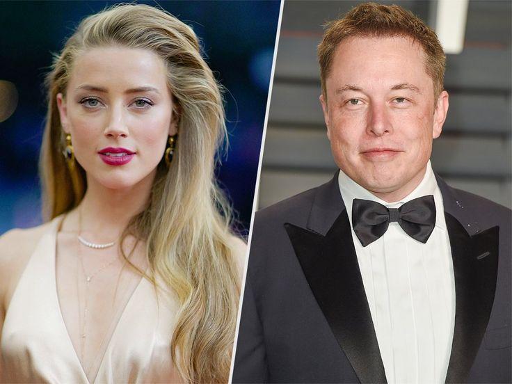 Amber Heard's Boyfriend Elon Musk Is The Perfect Gentleman On Their Date Night #AmberHeard, #ElonMusk, #JohnnyDepp celebrityinsider.org #Entertainment #celebrityinsider #celebrities #celebrity #celebritynews